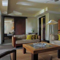Отель Beachcomber Trou aux Biches Resort & Spa 5* Люкс с различными типами кроватей фото 5