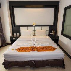 Отель Star Patong 3* Стандартный номер двуспальная кровать фото 5