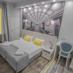 Апарт-Отель Наумов Лубянка Номер Эконом с двуспальной кроватью фото 2