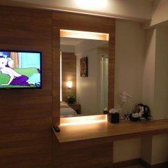 Crystal Palace Hotel 4* Улучшенный номер с различными типами кроватей фото 6