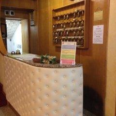 Отель Albergo Margherita Кьянчиано Терме гостиничный бар
