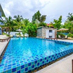 Отель Baan Phu Chalong бассейн фото 3