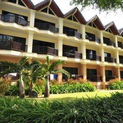 Отель Duangjitt Resort, Phuket 5* Улучшенный номер с 2 отдельными кроватями фото 6