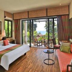 Отель Pimalai Resort And Spa 5* Номер Делюкс с различными типами кроватей фото 5