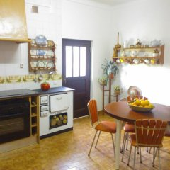 Отель Casa Amarela Óbidos питание