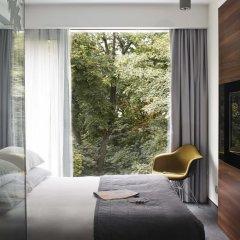 Puro Hotel Wroclaw 3* Улучшенный номер с двуспальной кроватью
