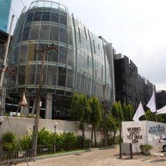 Отель The Fuse Таиланд, Бангкок - отзывы, цены и фото номеров - забронировать отель The Fuse онлайн парковка