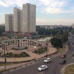 Арт-отель Пушкино балкон