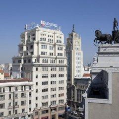 Hotel Quatro Puerta Del Sol пляж