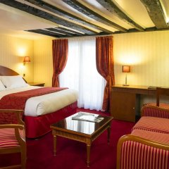 Отель Imperial Paris 3* Номер Делюкс фото 3