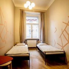 Ahoy! Hostel Номер категории Эконом с 2 отдельными кроватями (общая ванная комната) фото 3