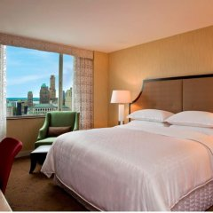 Sheraton Brooklyn New York Hotel комната для гостей фото 5