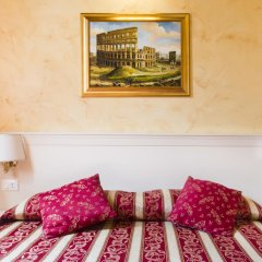 Отель Domus Trevi 3* Стандартный номер с различными типами кроватей фото 5
