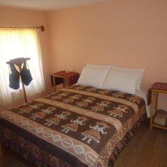 Отель Titicaca Lodge 2* Стандартный номер с двуспальной кроватью