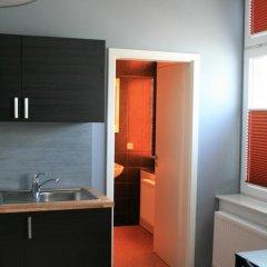 Отель Apartmenthaus Unterwegs 4* Стандартный номер с различными типами кроватей фото 5