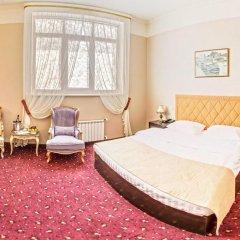 Гостиница «Гайд парк» Номер Делюкс разные типы кроватей