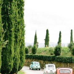 Отель Belmond Villa San Michele Фьезоле парковка