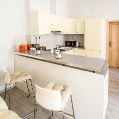 Апартаменты Ruterra Apartment Charles Bridge в номере