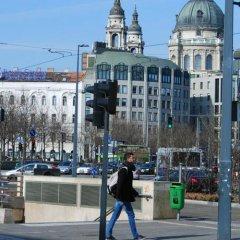 Hotel Moments Budapest спортивное сооружение