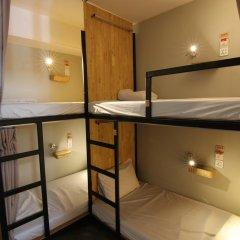Homie Hostel & Cafe' 2* Кровать в общем номере фото 10