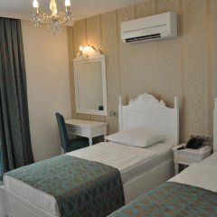 Kleopatra Atlas Hotel 4* Стандартный номер с двуспальной кроватью фото 2