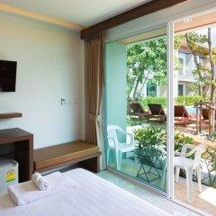 Отель Parida Resort 3* Номер Делюкс фото 7