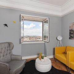Отель Best View of Lisbon III @ Senhora do Monte, Graça, Alfama комната для гостей фото 5