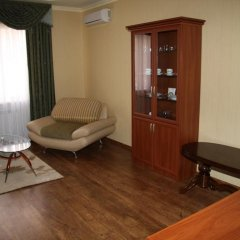 Гостиница Затерянный рай у Машука Люкс разные типы кроватей фото 2