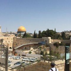 Magical View - Central City Израиль, Иерусалим - отзывы, цены и фото номеров - забронировать отель Magical View - Central City онлайн балкон