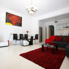 Апартаменты Odessa Deribasovskaya Apartment комната для гостей