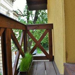 Гостиница Apartis - Lviv балкон