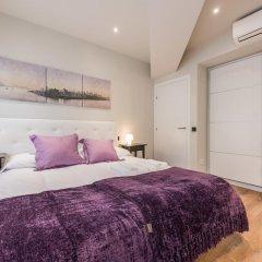 Отель Puerta Del Sol Испания, Мадрид - отзывы, цены и фото номеров - забронировать отель Puerta Del Sol онлайн комната для гостей фото 4