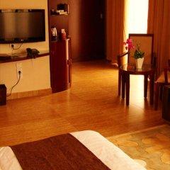 Отель L'Orchidee Hotel Республика Конго, Пойнт-Нуар - отзывы, цены и фото номеров - забронировать отель L'Orchidee Hotel онлайн комната для гостей фото 5