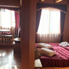 Гостиница Smerekova Khata Люкс разные типы кроватей фото 3