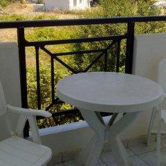 Апартаменты Irilena Apartments балкон