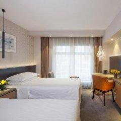 Beijing Landmark Hotel 3* Улучшенный номер с различными типами кроватей