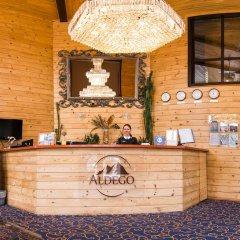 Aldego Village Hotel & SPA Новоабзаково интерьер отеля фото 2