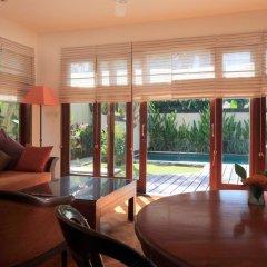 Отель The Pavilions Bali 4* Вилла с различными типами кроватей фото 9