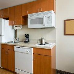 Отель Candlewood Suites NYC -Times Square 3* Студия с различными типами кроватей фото 4