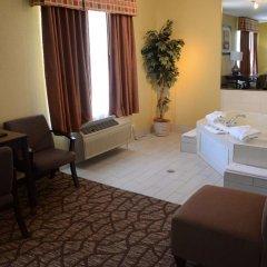 Отель Best Western Joliet Inn & Suites 2* Стандартный номер с различными типами кроватей фото 6