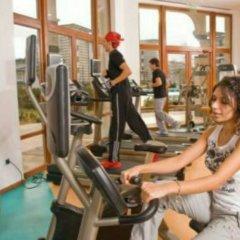 Отель Emerald Resort Studios Равда фитнесс-зал