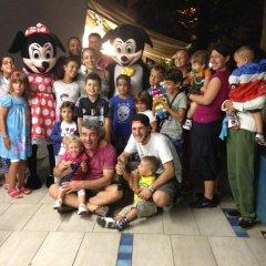 Hotel Caraibi Римини детские мероприятия фото 2