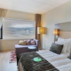 Отель Clarion Hotel & Congress Trondheim Норвегия, Тронхейм - отзывы, цены и фото номеров - забронировать отель Clarion Hotel & Congress Trondheim онлайн комната для гостей фото 5