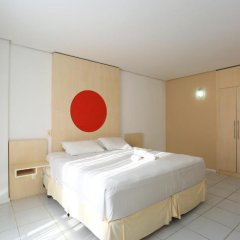 Cecomtur Executive Hotel 3* Стандартный номер с различными типами кроватей