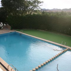 Hotel Olimpo Арнуэро бассейн фото 2