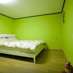 Отель Cozy Place in Itaewon Стандартный номер с различными типами кроватей фото 13