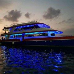Отель Fern Boquete Inn Мальдивы, Северный атолл Мале - 1 отзыв об отеле, цены и фото номеров - забронировать отель Fern Boquete Inn онлайн приотельная территория
