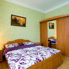 Апартаменты Apartments In The Center Of Nikolaev комната для гостей