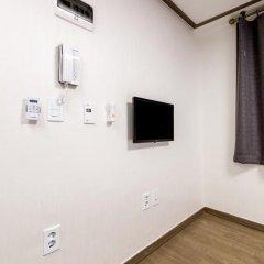 Отель CMS Inn Seoul Guesthouse 2* Стандартный номер с различными типами кроватей фото 6