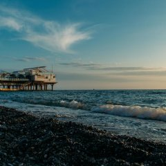 Светлана Плюс Отель пляж фото 2